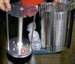 Электрошашлычница Lumme LU-1271 серебро