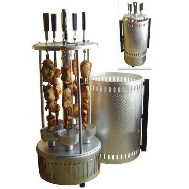 Шашлычница электрическая самара